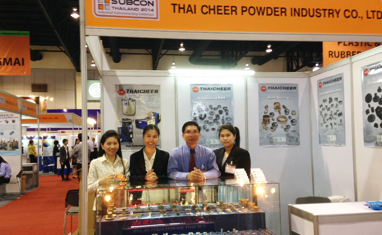 Thaicheer Powder Industry